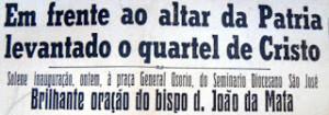 1 Seminario São Jose OJ. 19março1943