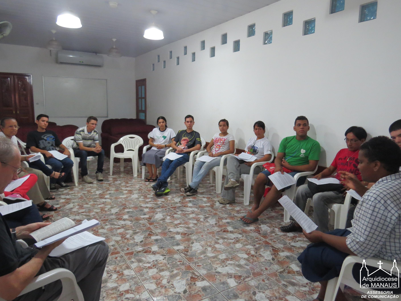 O Serviço de Animação Vocacional- SAV da Arquidiocese de Manaus realizou no  último sábado, dia 7 de novembro, o último encontro vocacional de 2015, ... 0747475d88